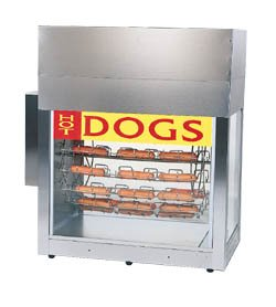 Hot Dog Cooker : Dogeroo Hot Dog Cooker