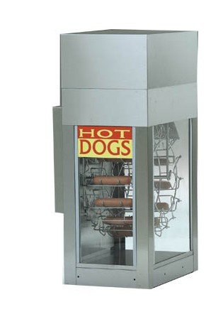 Hot Dog Cooker : Mini Dogeroo Hot Dog Co