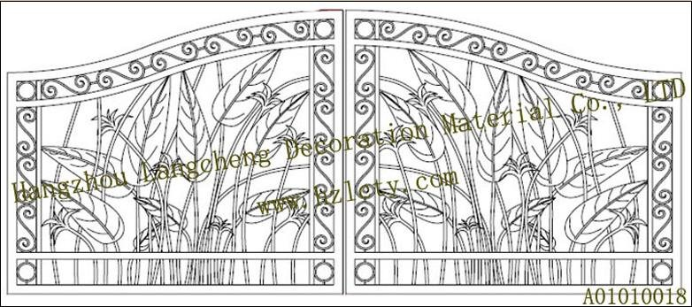 Albuquerque Iron Gates With Marquez Iron Works | Albuquerque