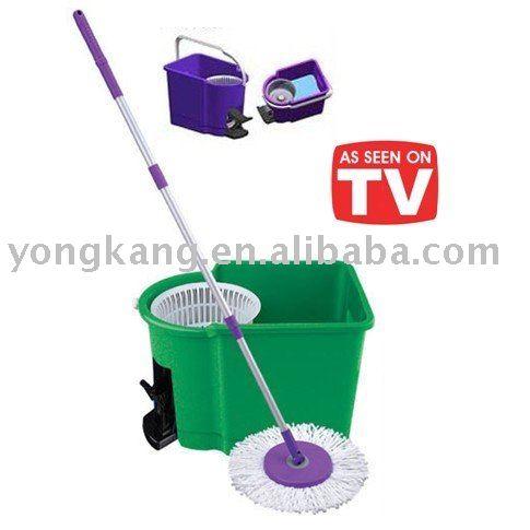 Mop Seen On TV