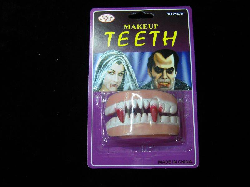 makeup teeth. makeup teeth