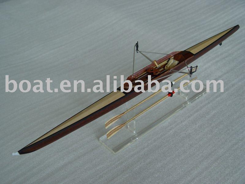 Model rowing boat kits