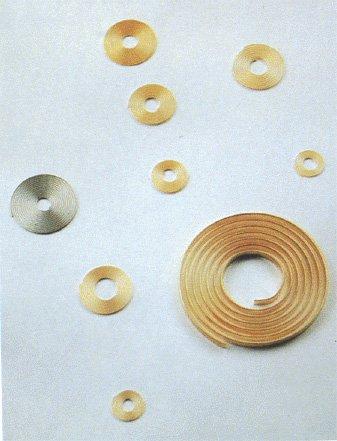 Ammeter hairspring