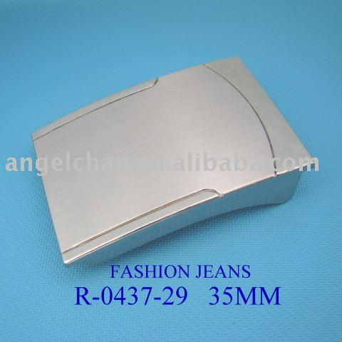 jeans buckle ( zinc alloy belt buckle ,