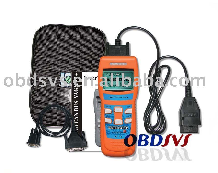 VAG5053+ VW/AUDI Memo Scanner