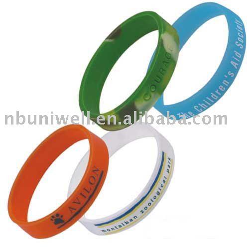 Silicone Bracelet/wristband/bracelet