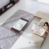 artificial sheep skin rug tile