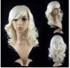 100  human hair fall wig