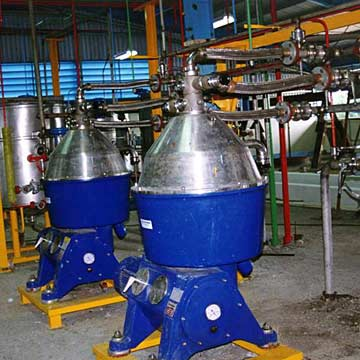 glycerin production line