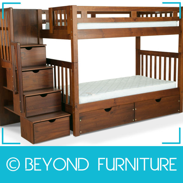 Pin wooden legs china sofa legswood parts on pinterest - Double decker bed ...