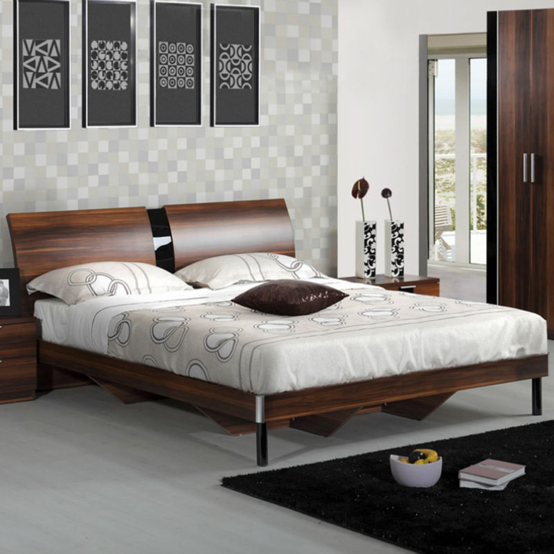 Decosee bed designs in wood - Images of bed design ...