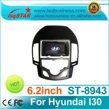 LSQ Star car dvd player for Hyundai I30 with gps navigation,3G,radio,6CDC, PIP, BT,dual zone,Best quality,Free shipping!