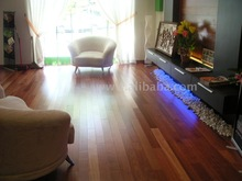 PEFC Kempas Solid Wood / Hardwood Flooring