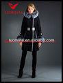 2013 mulheres alta qualidade casaco para baixo tamanhos xxxl