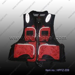 floatation jacket/ Aquatic life jackets, fishing vest, fishing vest surfing photography vest vest