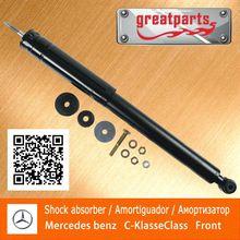 Front Shock absorber Mercedes Benz C class W202 automotive parts