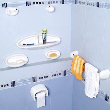 Bathroom ensembles sets