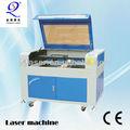 Robe / chapeau / chaussures motif de broderie laser machine de gravure JQ6040