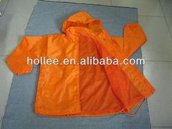 windbreaker jacket with mesh lining