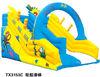Inflatable toys big slide for children TX3153C