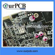 Mikrotik wireless router board pcba assembly