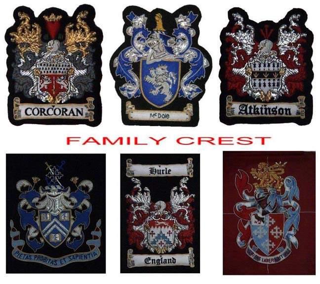 Blazer Coat of Arms Coat of Arms Blazer