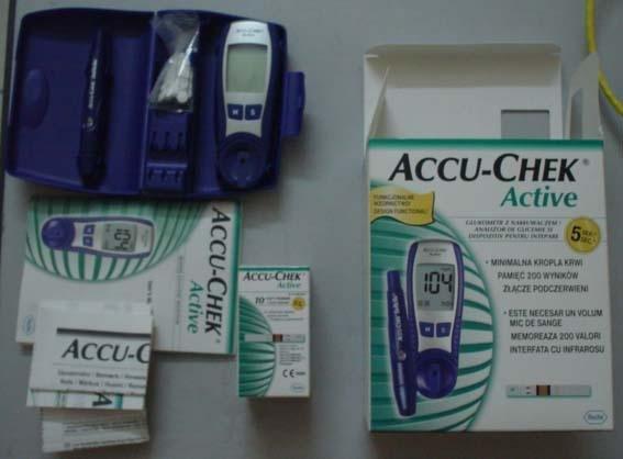 freestyle blood sugar machine