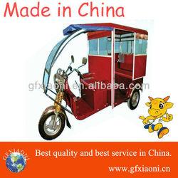 hybrid china cargo tricycle