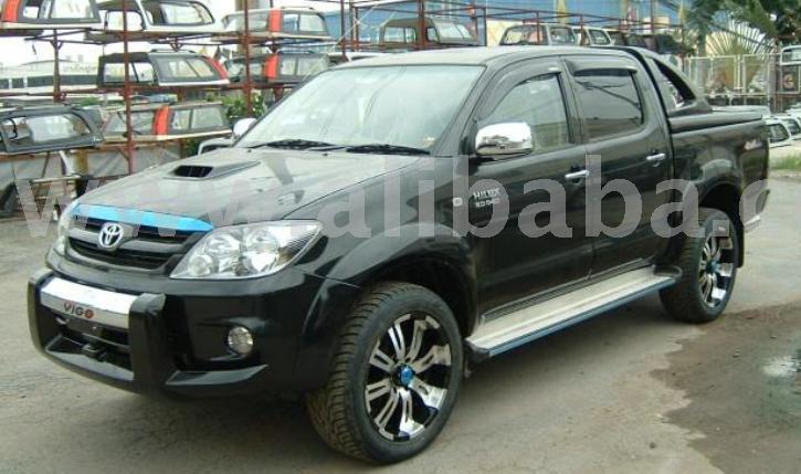 View Product Details: Toyota Hilux Vigo Intimidator Automobile