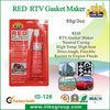 Gasket maker High temperature glue RED color