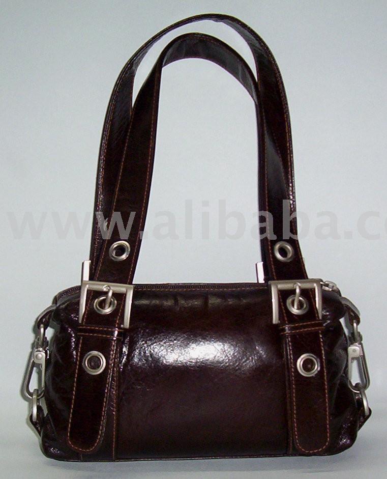 Buff Aniline cuir sac à main