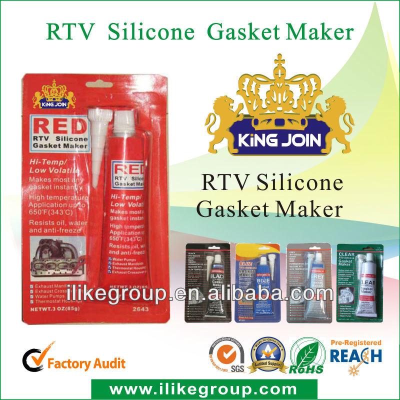 blistercard High temperature silicone sealant