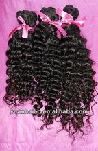 china hair factory wholesale cheap price best hair quality #1b virgin indian/brazilian/peruvian deep wave virgin human hair