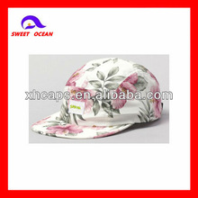 Wholesale Floral Snapback Hats Basketball and Baseball Cap Custom Caps Hats