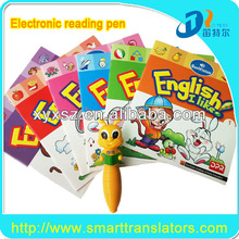 Pen Pals Help Make Language Learning Fun-Popular language learning gift read pen for kids