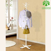 european style iron stand for clothes