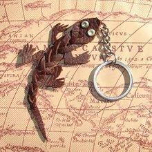 Salamander Key Chain