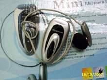 Mini Mobile Phone Bluetooth Headset