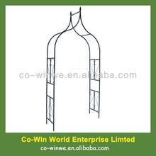 Medieval Steel Garden Arch