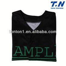 best quality mens fabric baseball sportswear
