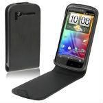 Leather Case for HTC Sensation 4G / Sensation XE / G18