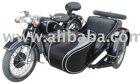 Chang Jiang 750 (Cj750) Motorcycle With Sidecar
