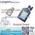 cirúrgica estéril descartável drenagem