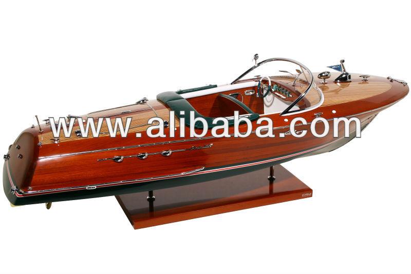 Riva Ariston Boat Model. See larger image: Riva Ariston Boat Model