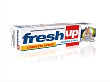 Fresh Up Family Protection Toothpaste