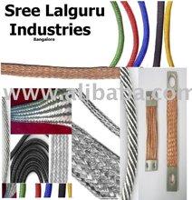 Copper, Nylon Braids Power Cables