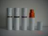White Color Metal Perfume Atomizer