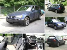 Used 2004 BMW X3 3. 0l