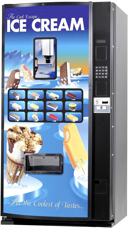 icecream vending machine