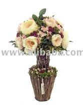 A278 / 4 A Artificial Flowers
